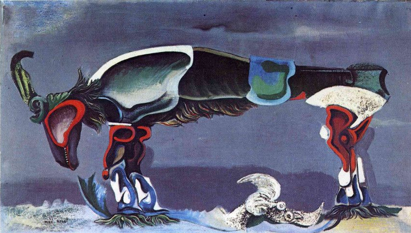 Max Ernst biography imagery