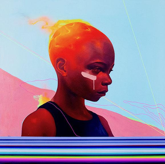 Max Sansing - Primer (Locked In), 2018