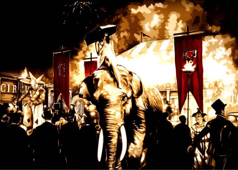 Max Zorn - Circus