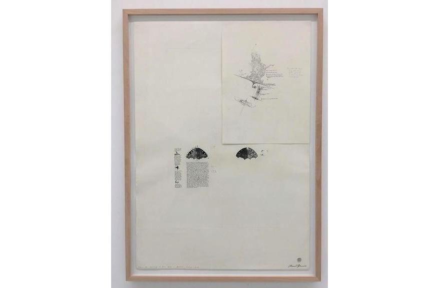 Maximilian Pruefer - Form ist flussig in der Zeit - Studie, 2015