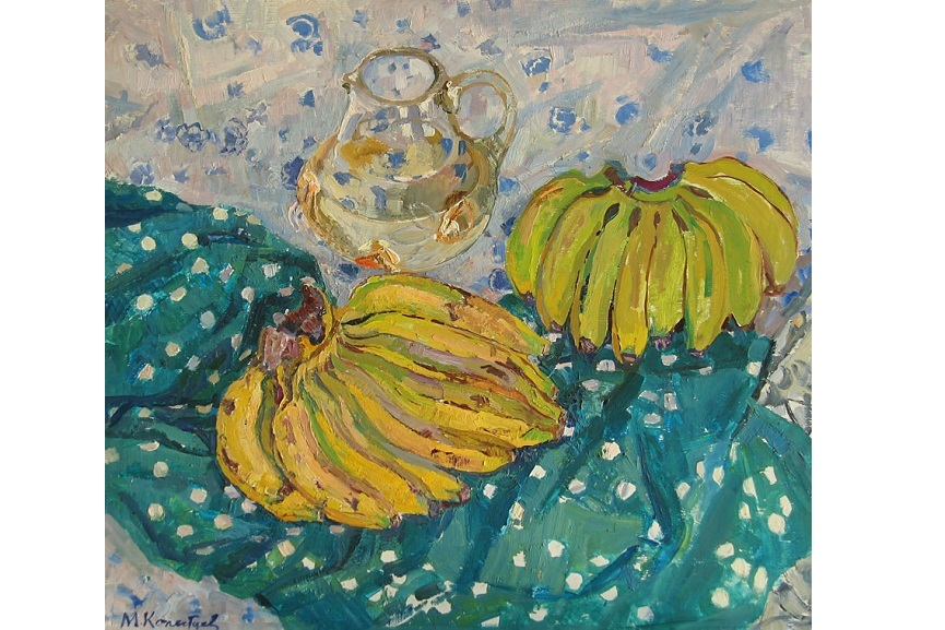 Maya Kopitseva is one of the most famous still life artists