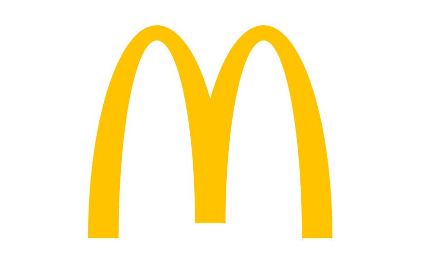 McDonald's Logo Design. Image via logok.com