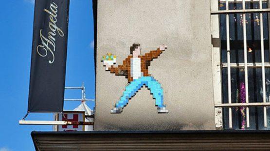 Megamatt - street art