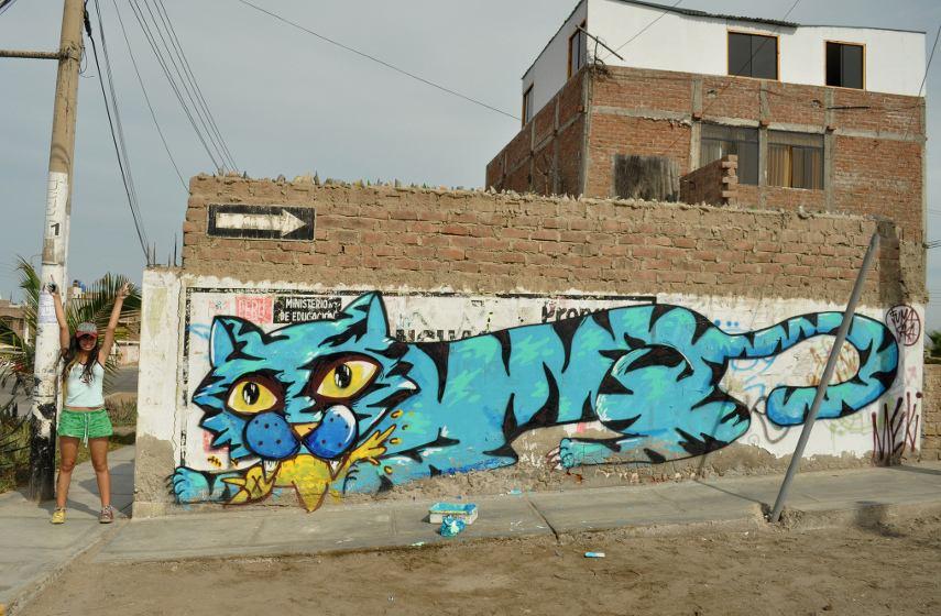 Meki - Huanchaco, 2012