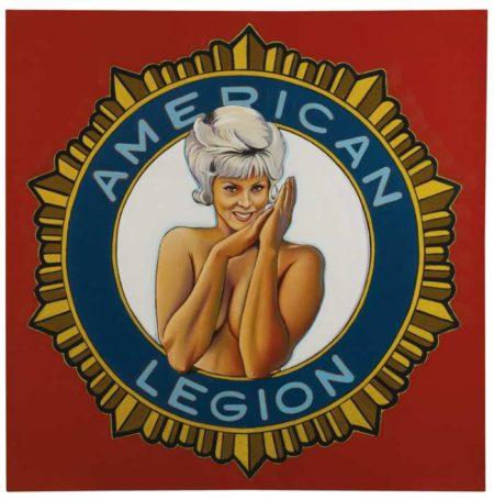Mel Ramos-Miss American Legion-1964