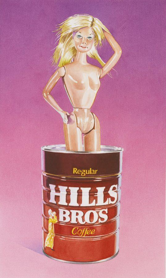 Mel Ramos-Still Life #2-1998