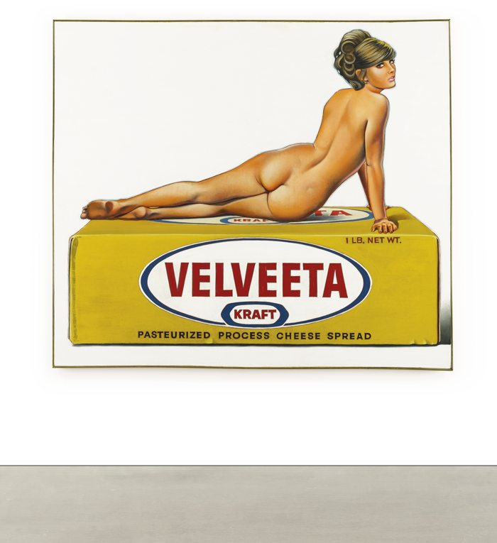 Mel Ramos-Val Veeta-1965