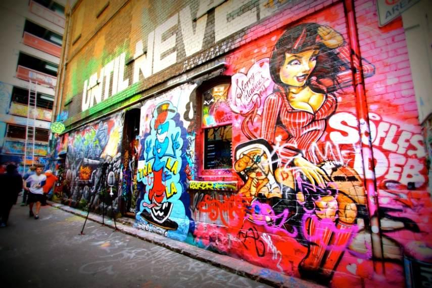 Melbourne Art Travel Special: A City of Artistic Diversity