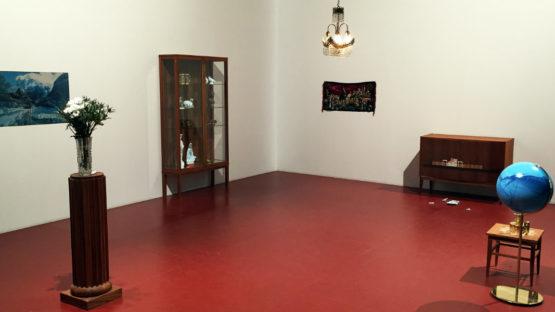 Meriç Algün Ringborg - Souvenirs for the Landlock, 2015, Installation