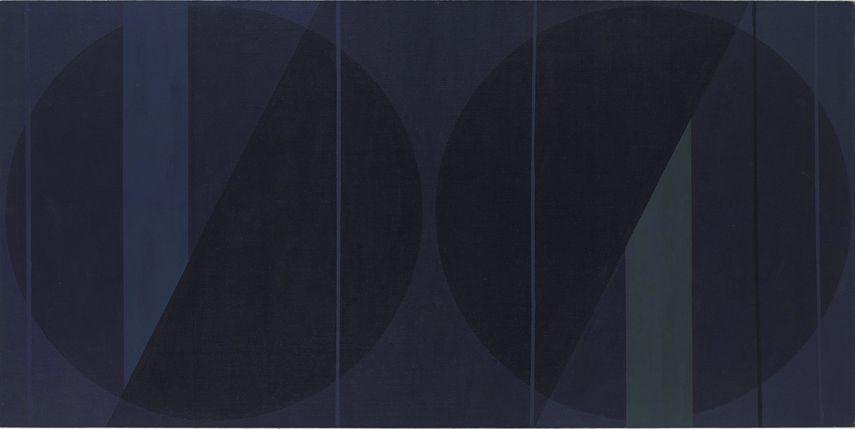 Merrill Wagner - Untitled, 1965