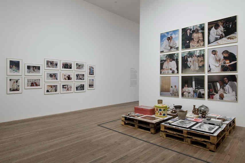 In 2002 he showed a new project consisting African objects in Tate Modern gallery space