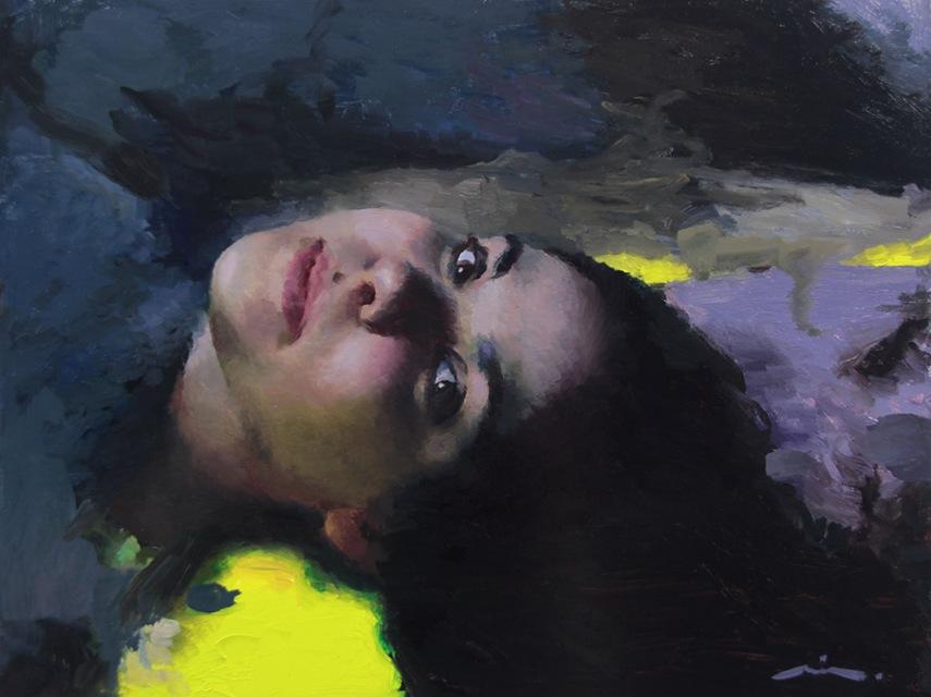 Mia Bergeron - Embark, 2015