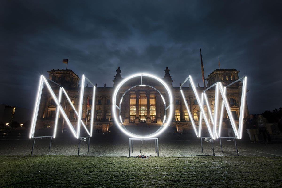 Mia Florentine Weiss, NOW : WON, 2017