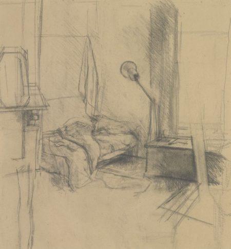Michael Andrews-The Bedroom-1959