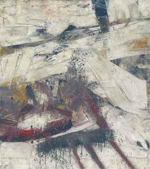 Michael Goldberg-Raunch Hill-1960
