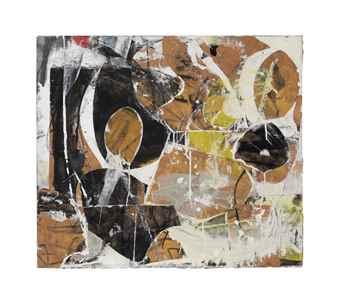 Michael Goldberg-Untitled-1957