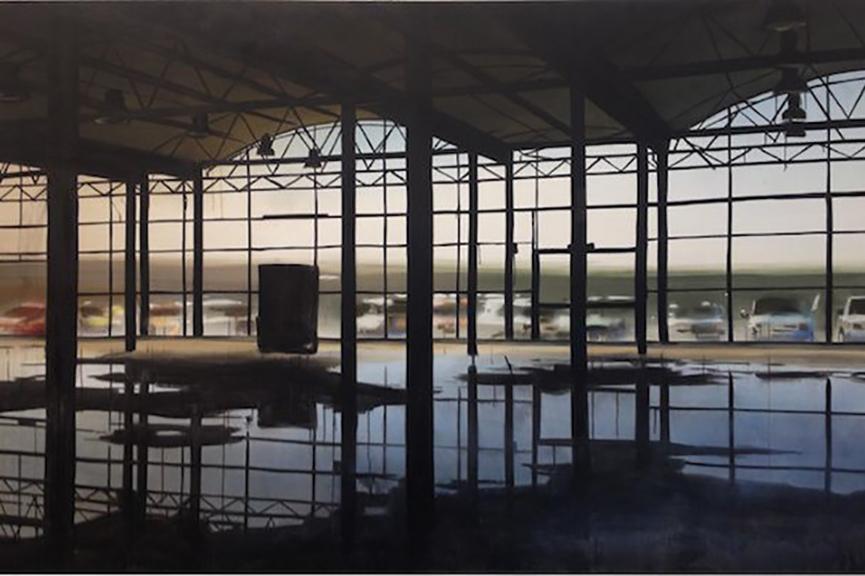 Michael Grudziecki Exhibition