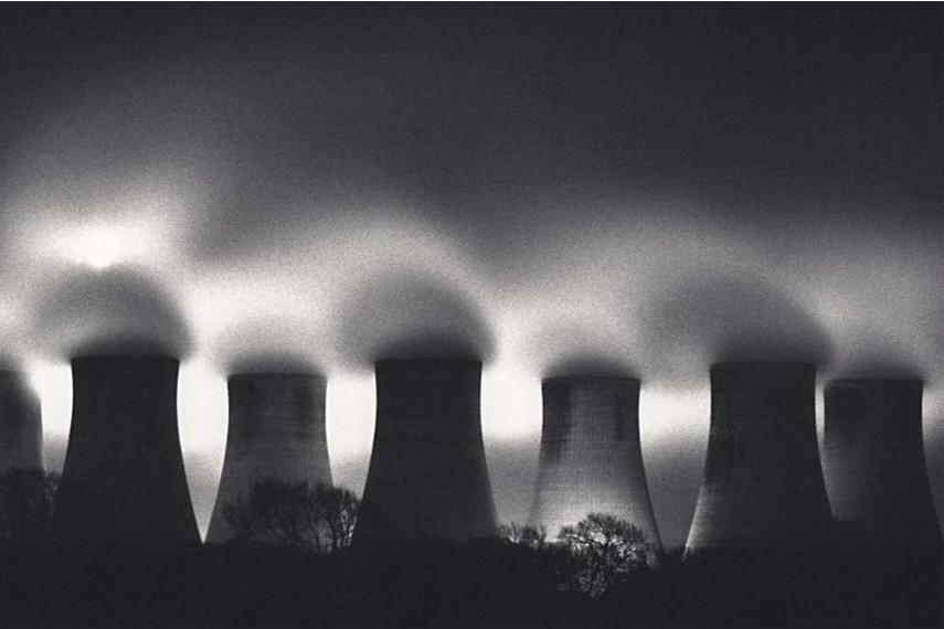 Michael Kenna photograph recent articles, new york, 1987, 1996