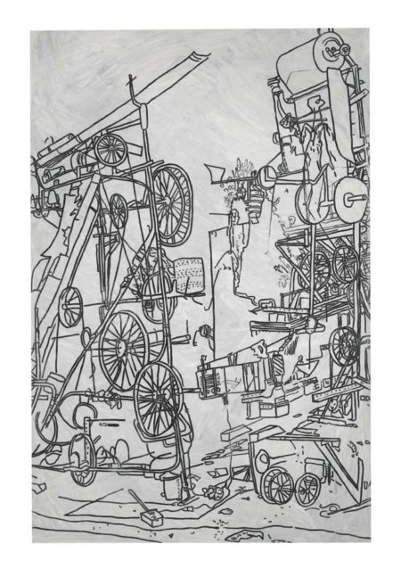Michael Landy-H.2.N.Y Tinguely'S Contraption, Nation-2006