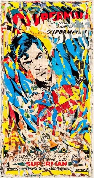 Michael Viviani-Superman-
