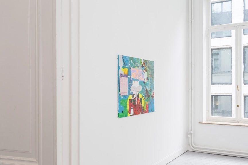 Michael Williams exhibition