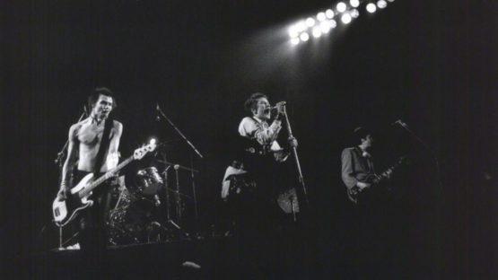 Michael Zagaris - Sex Pistols, 1978 (detail)
