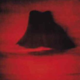 Michal Rovner-Red Mountain-1997