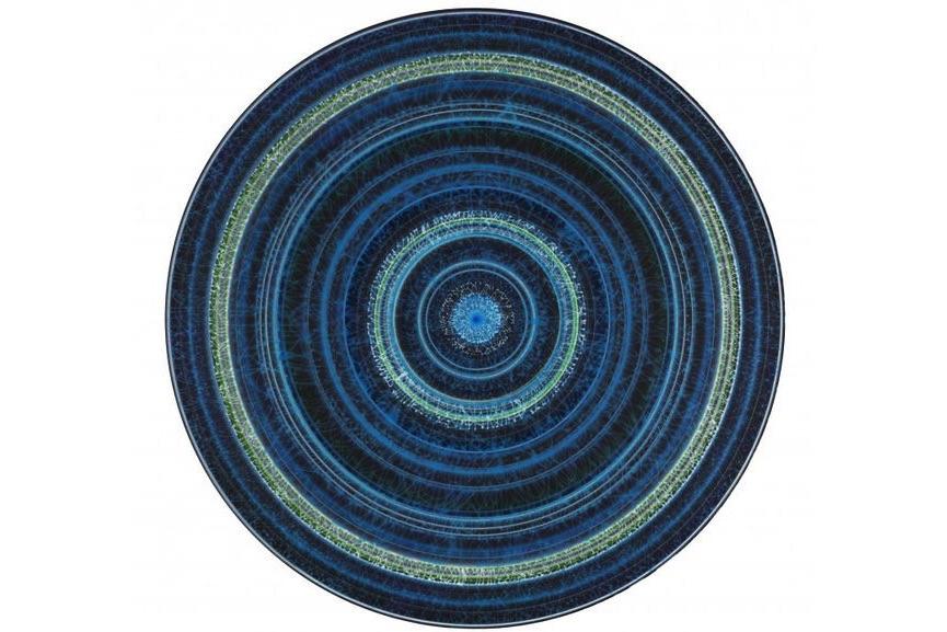 Michal Skapa - Electro Glide in Blue, 2015