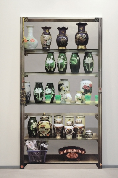 Vasi Cinesi (Shelves – Chinese Vases), 2016