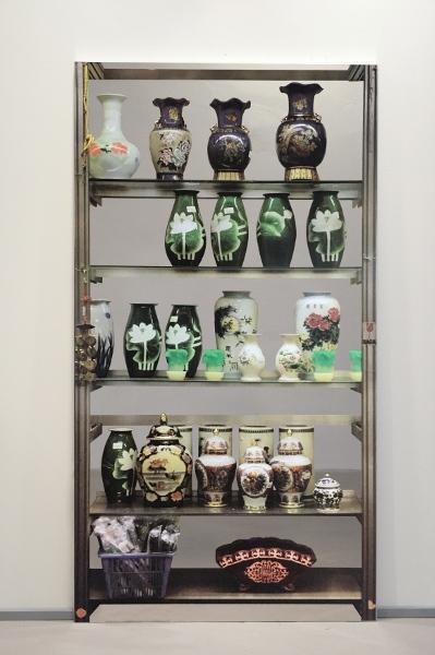 Vasi Cinesi (Shelves – Chinese Vases), 2016