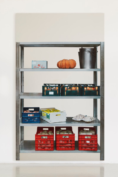 Frutta e verdura (Shelves – fruits and vegetables), 2015