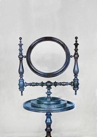 Michelangelo Pistoletto-Specchio da Toeletta-1975