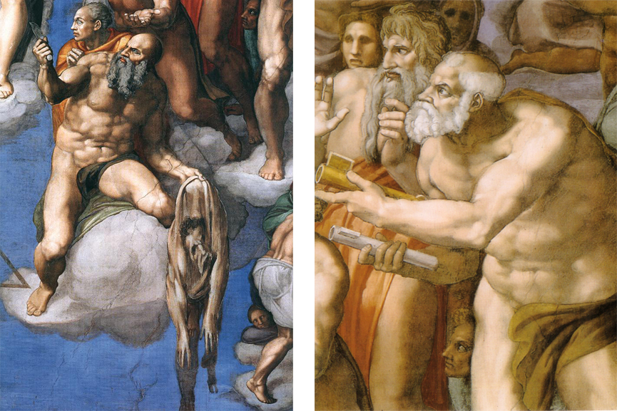 Michelangelo The Last Judgment