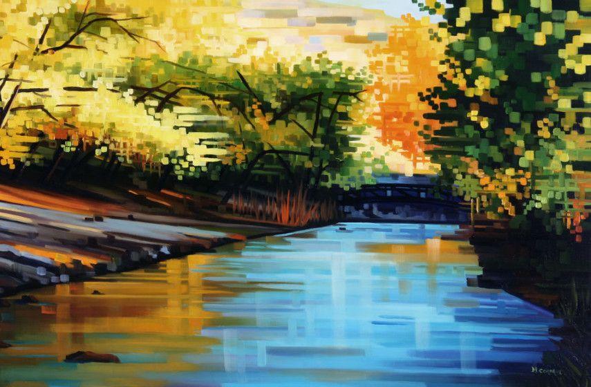 Michelle Condrat - Bridge over virgin waters