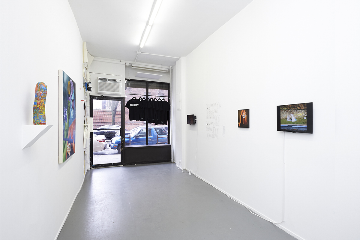 Might Delete Later Exhibition View Essex Flowers