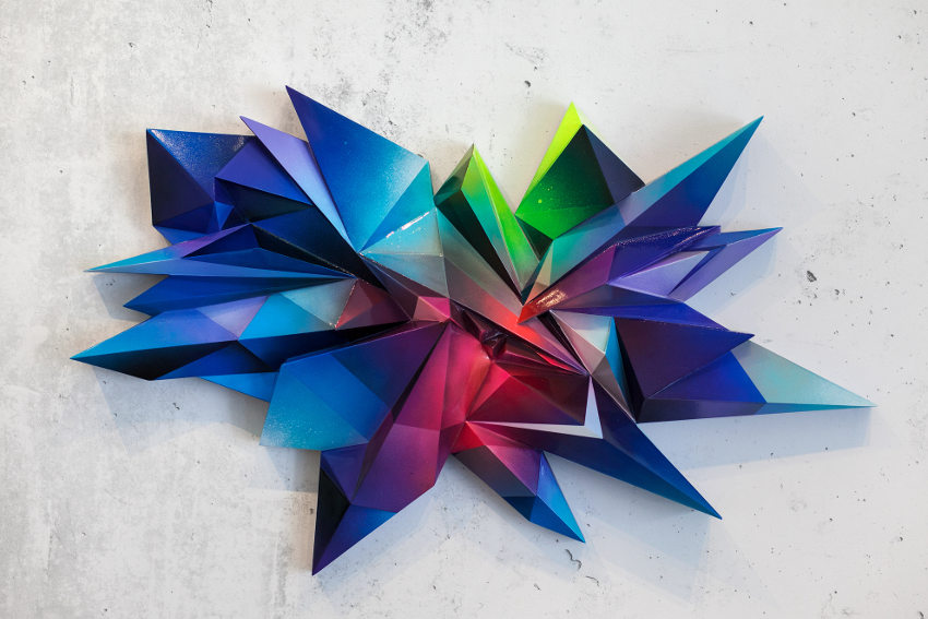 Mikael Brandrup - Hyper Cube, 2017