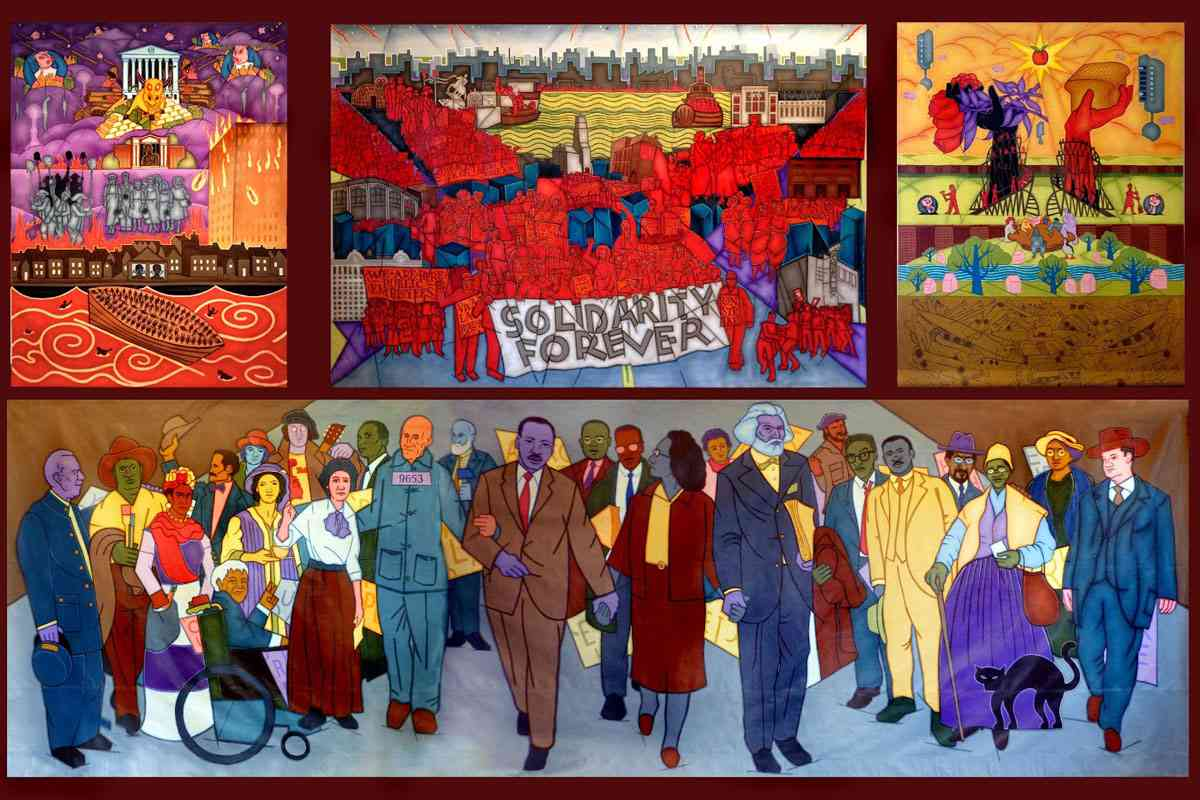 Labour Rights Murals labor 2015 like email home
