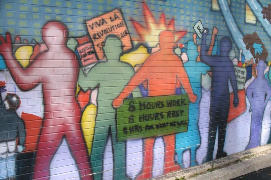 Labour Rights Murals home