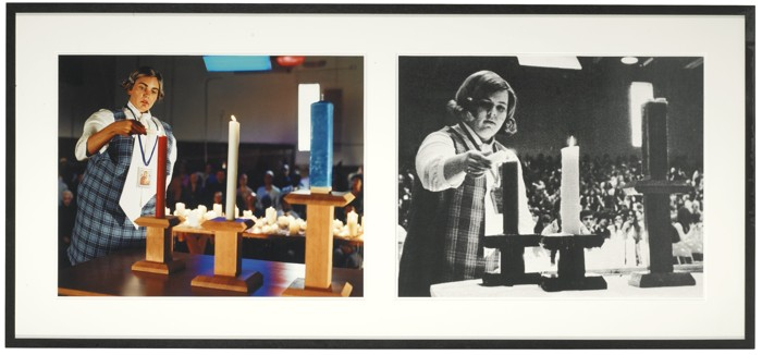 Mike Kelley-Extracurricular Activity Projective Reconstruction #11 (Catholic Girl)-2005