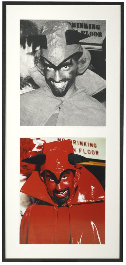 Mike Kelley-Extracurricular Activity Projective Reconstruction #25 (Devil: Master Of Ceremonies)-2005