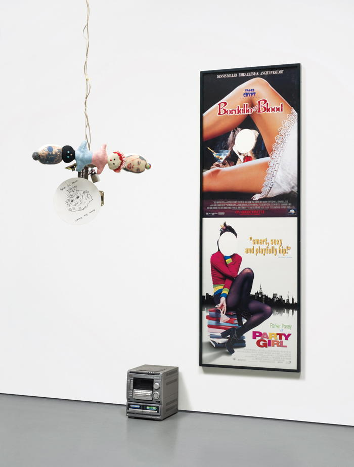 Mike Kelley-Party Girl-1998