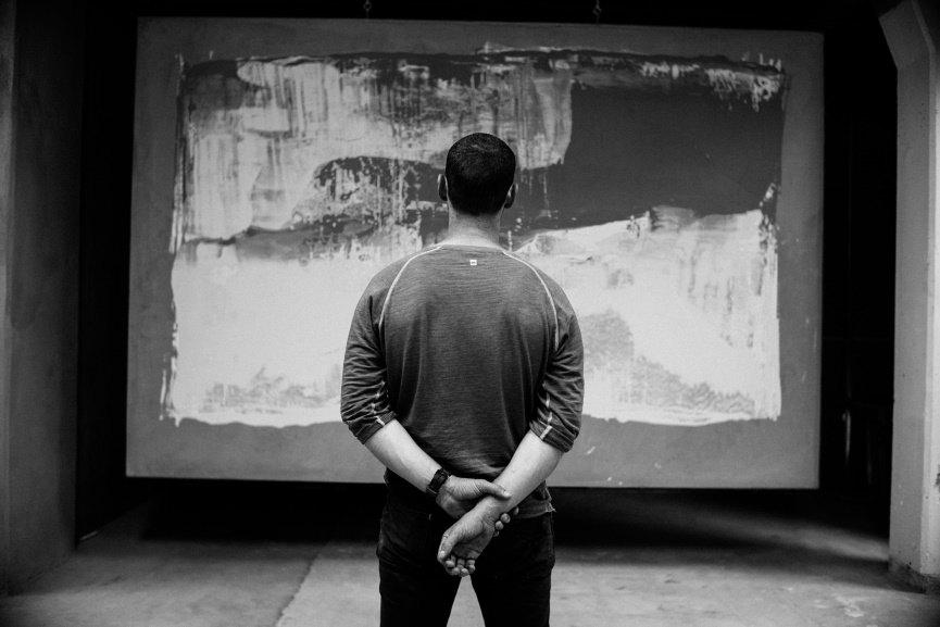 Mike Nesbit - SWIPE -Abstract Technical