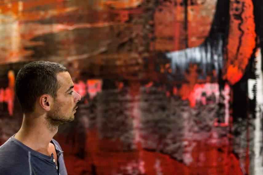 Mike Nesbit exhibition