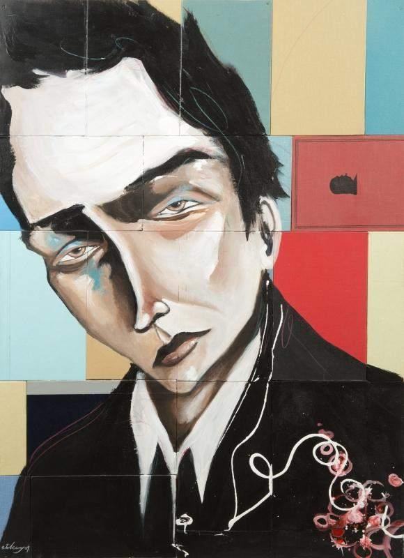 Mike Stilkey-Untitled-2009