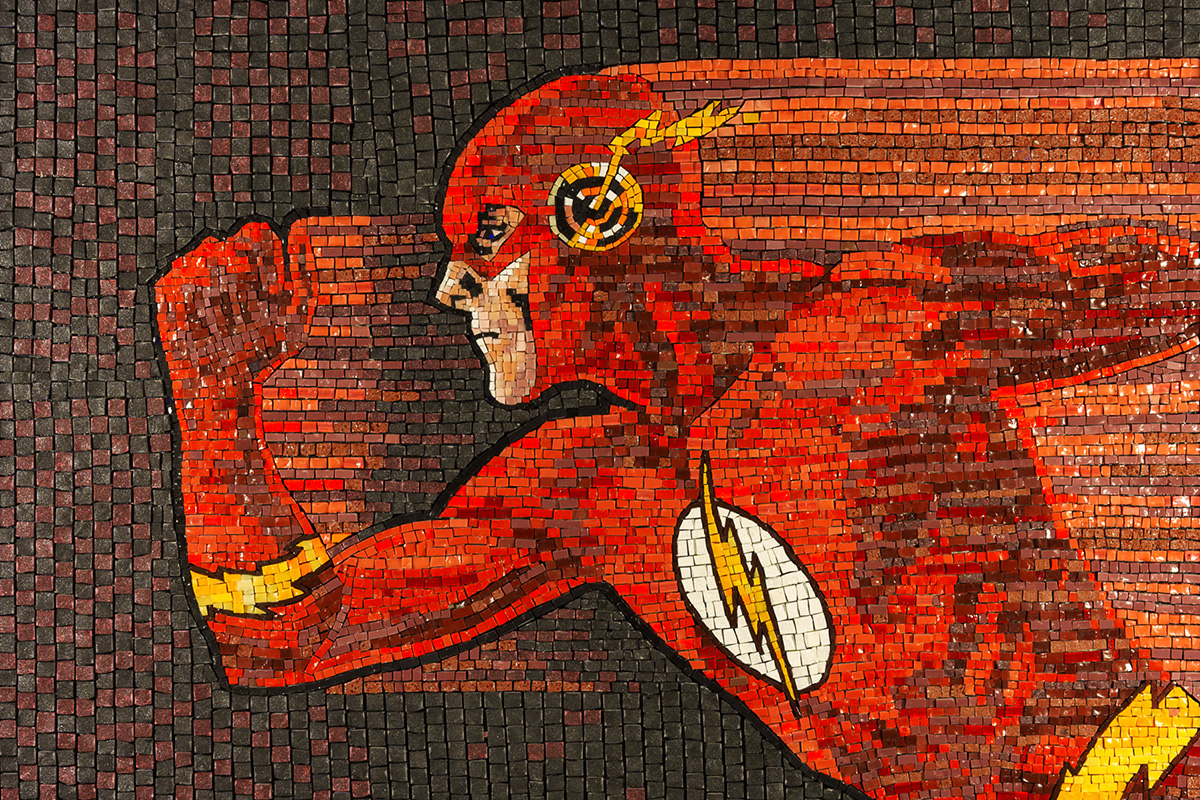 Flash, 2018