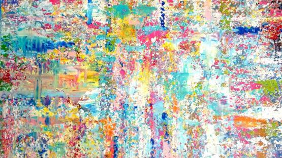Milena Dimitrokallis - Splash of Colors (detail)
