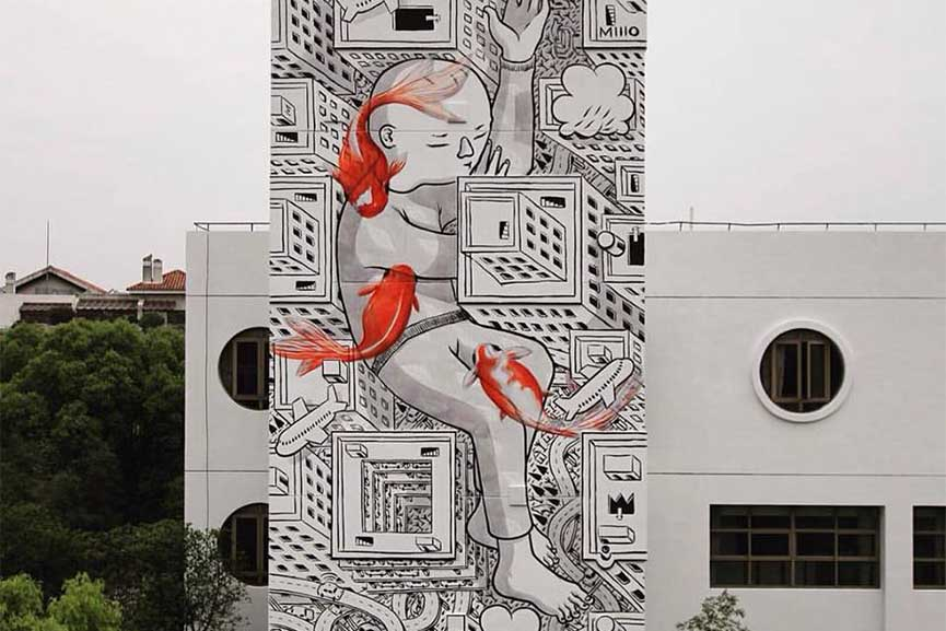 Millo - Childhood Dream via Millo facebook