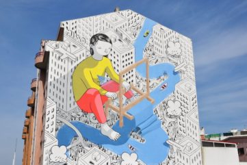 Listing Our Favorite Street Artists With Very Unique Practices