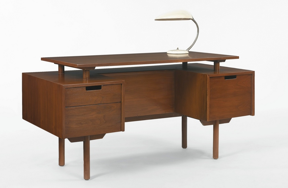 Milo Baughman - Desk-1949