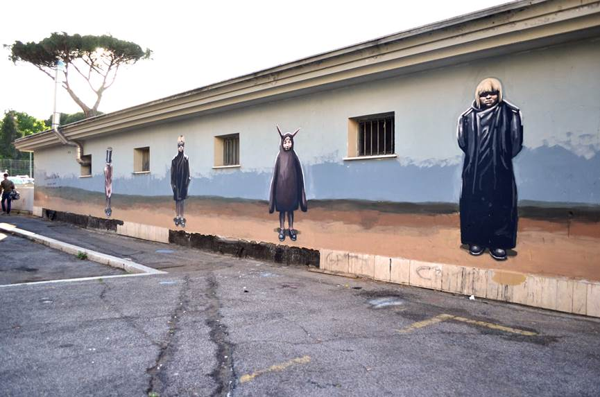 Milu Correch: An Argentine in Rome